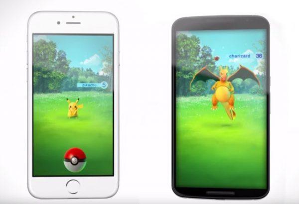 Изображение игры на смартфоне