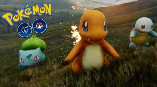 Изображение игры Pokemon go