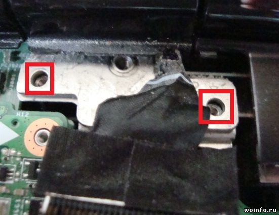 Dell Inspiron N5110: Очистка от пыли и замена термопасты