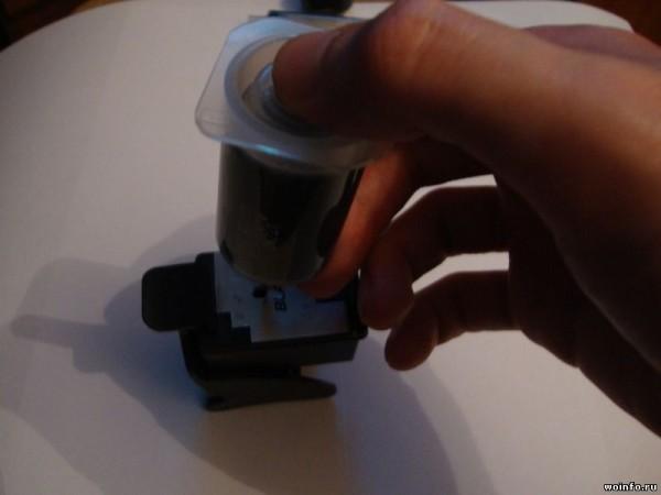 Инструкция по заправке картриджа HP 122