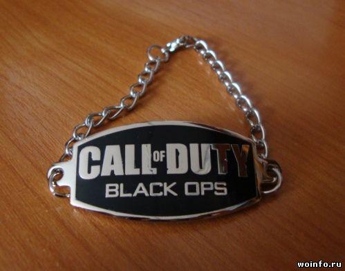 Коллекционное издание Call of Duty Black Ops