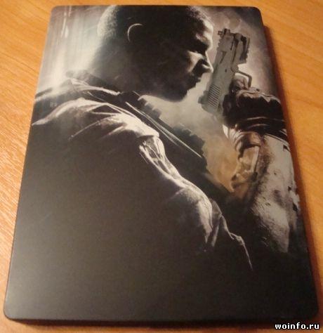 Коллекционное издание Call of Duty Black Ops II