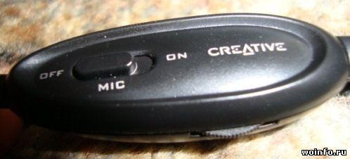 Обзор гарнитуры Creative Fatality Gaming HS-800