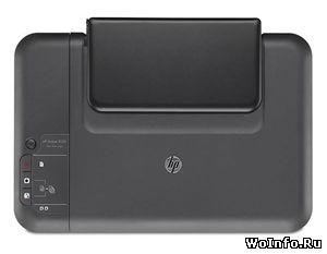Обзор МФУ HP Deskjet 2050A