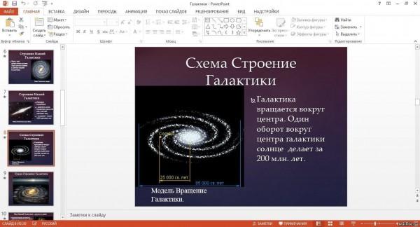 Офисный пакет - Microsoft Office 2013