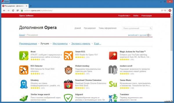 Opera 20.0.1387.91