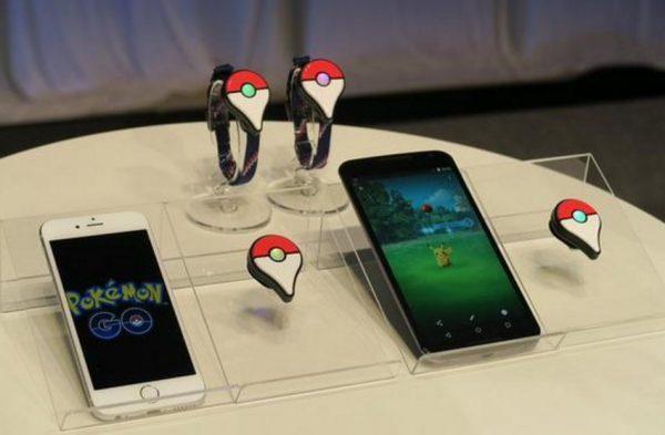 Игра для смартфона Pokemon Go