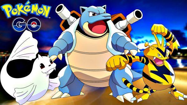 Сильные покемоны в игре Pokemon Go