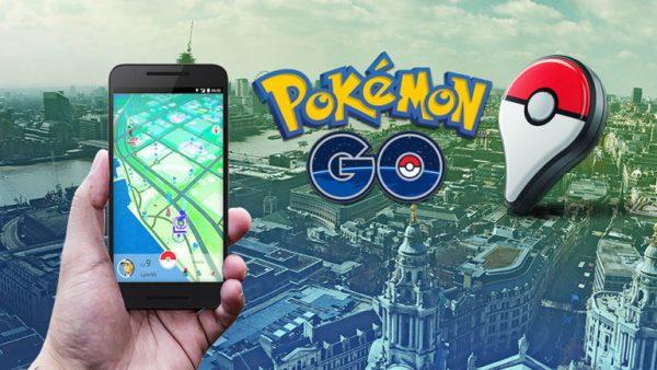 Игра Pokemon Go для смартфона