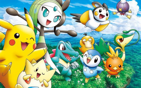 Покемоны в игре Pokemon go