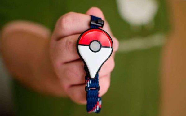 Как выглядит браслет Pokemon Go