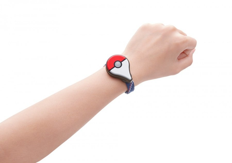 Пример браслета Pokemon Go