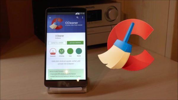 Удобная утилита для очистки смартфона