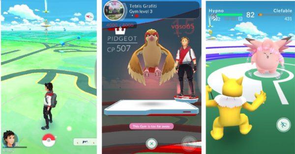 Прокачка персонажа в игре