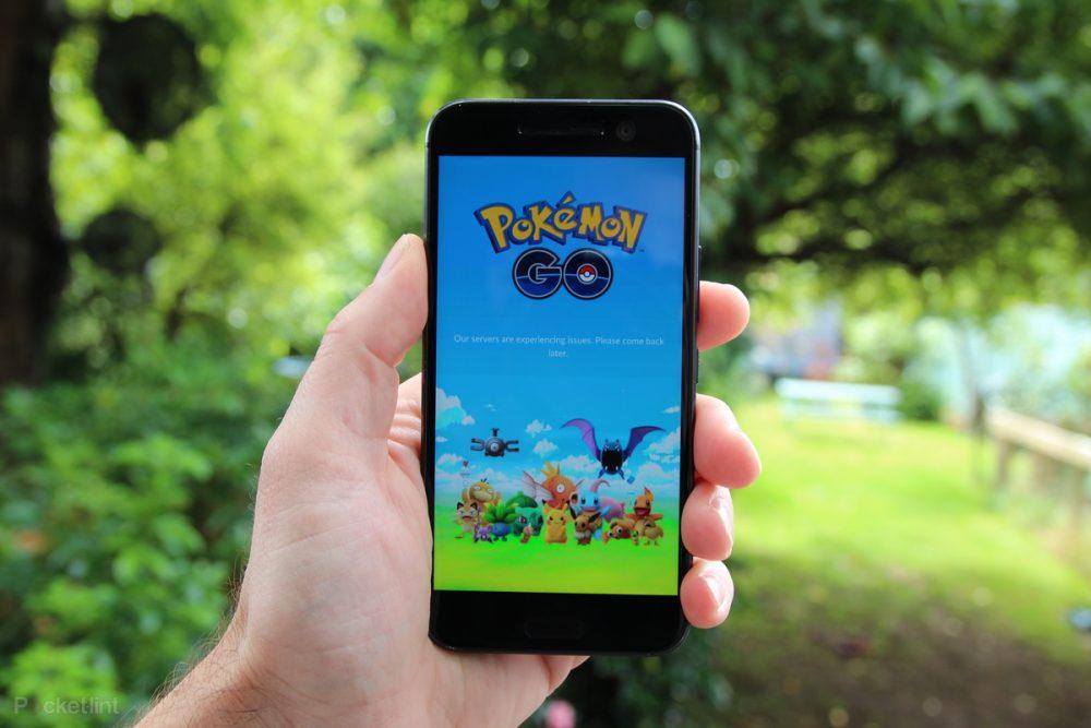 Что делать если не загружается Pokemon Go