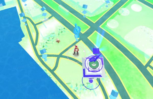 Развитие персонажа в игре Pokemon Go